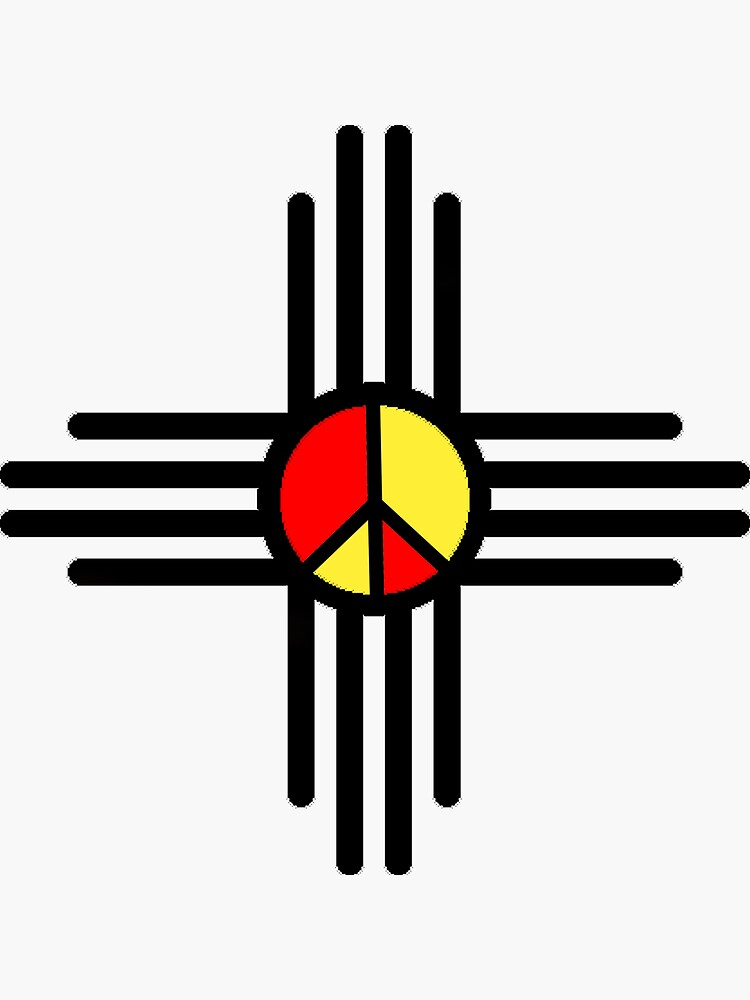 Zia Peace Symbol.
