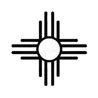 Zia Symbol Images.