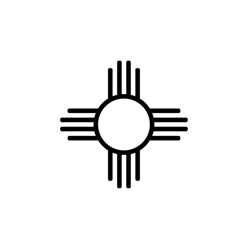 Zia Symbol.