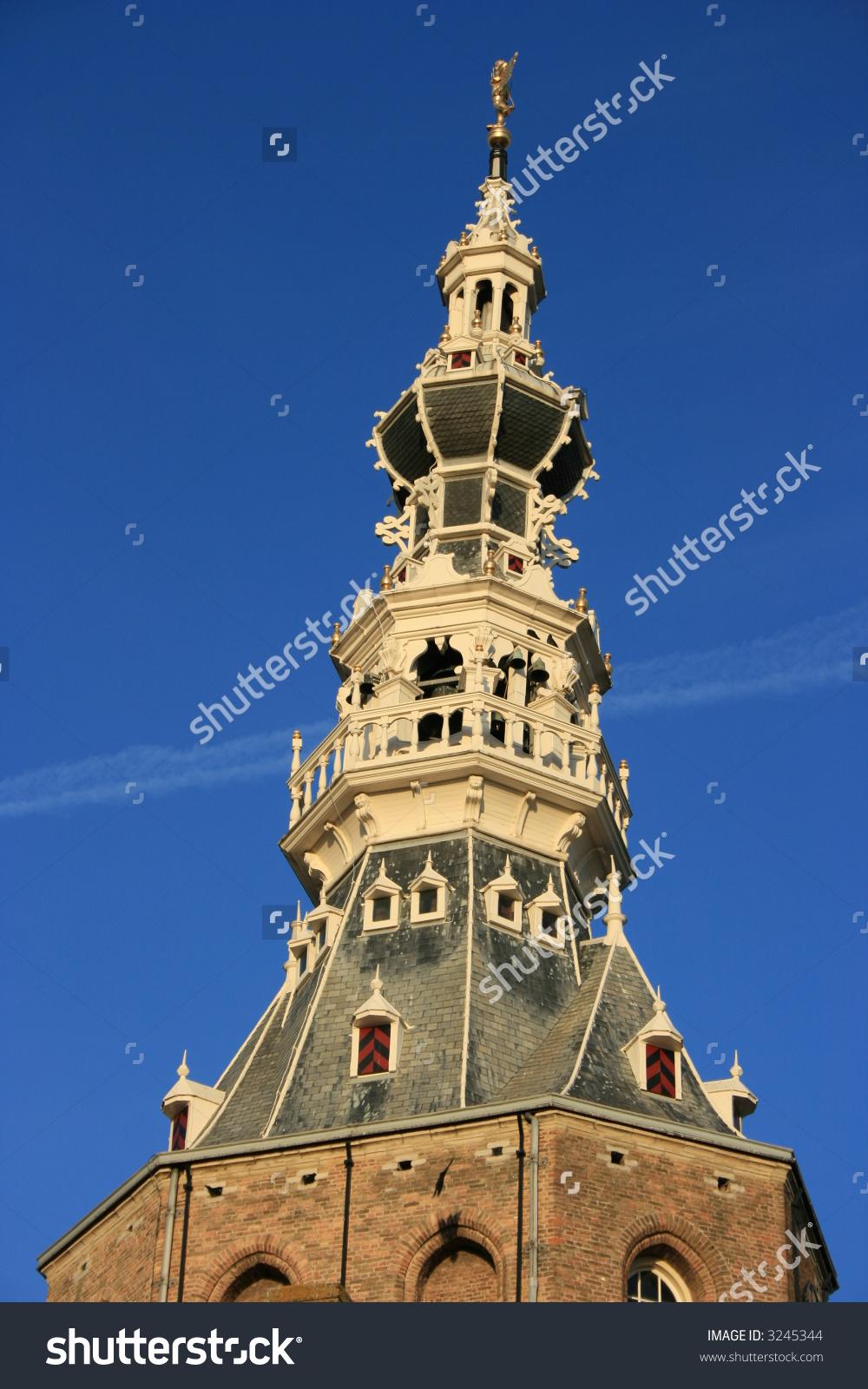 Historic Church Of Zierikzee.