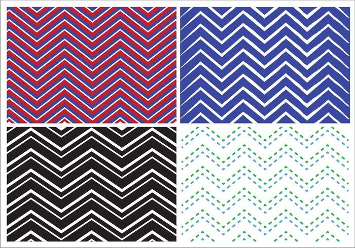 Zig zag background vectors.