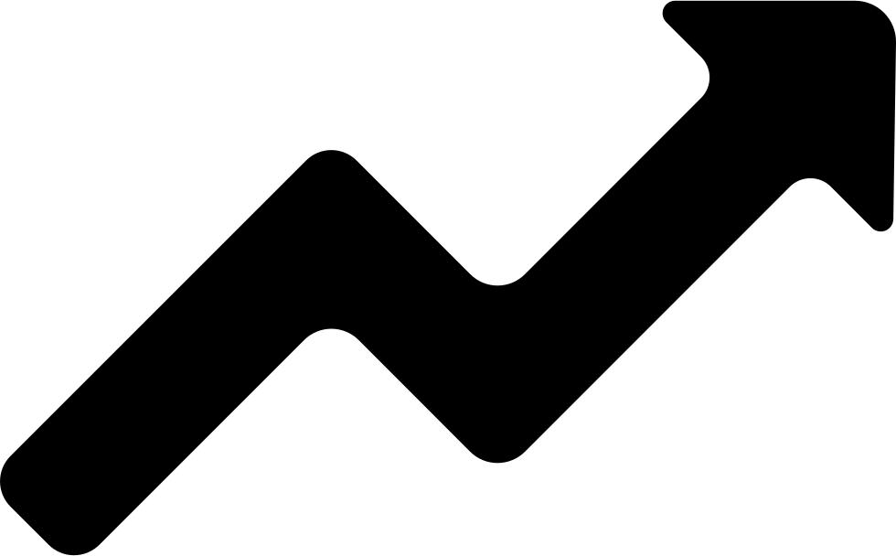 Zigzag Arrow Clip art.
