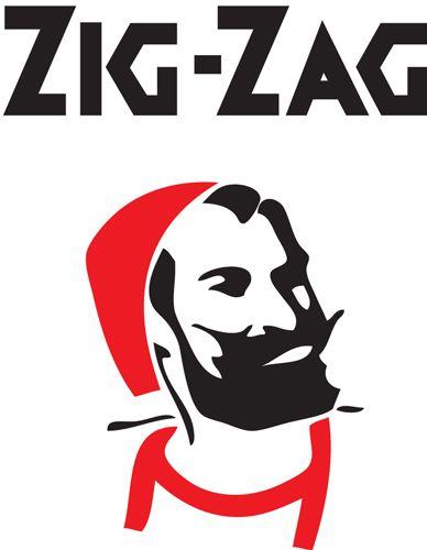 Zigzag.