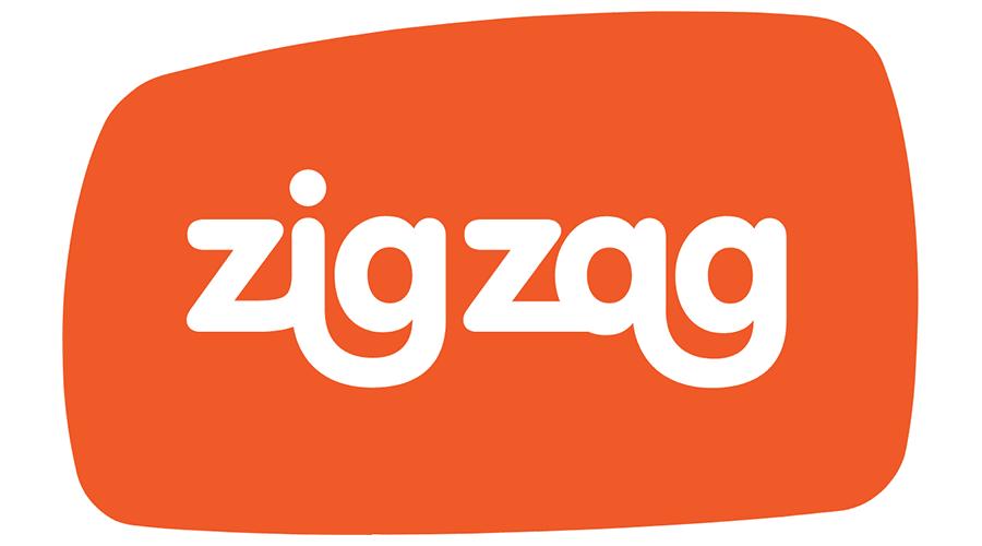 Zig Zag by RTP Vector Logo.