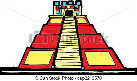 Ziggurat Vector Clipart EPS Images. 47 Ziggurat clip art vector.