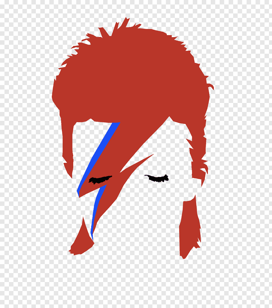 David Bowie art, T.