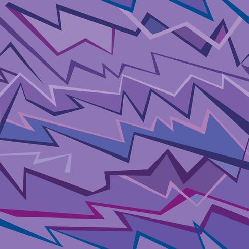 Abstract geometric seamless pattern. Fabric zig zag line.