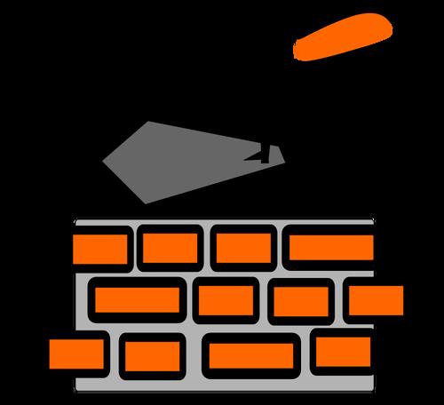 316 brick wall clipart.