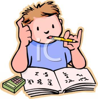 do math homework you.