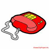 Clipart Free Telephone.