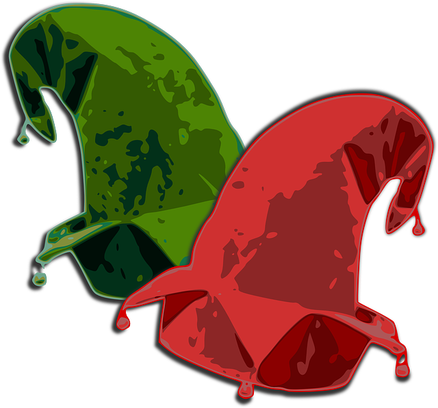 Kostenlose Vektorgrafik: Hut, Zipfelmütze, Kleidung, Narr.
