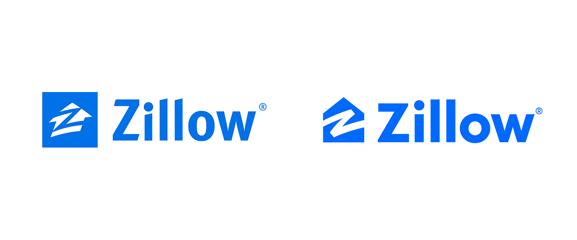 Brand New: New Logo for Zillow.