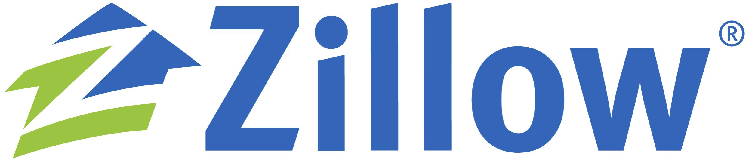 Zillow Logos.
