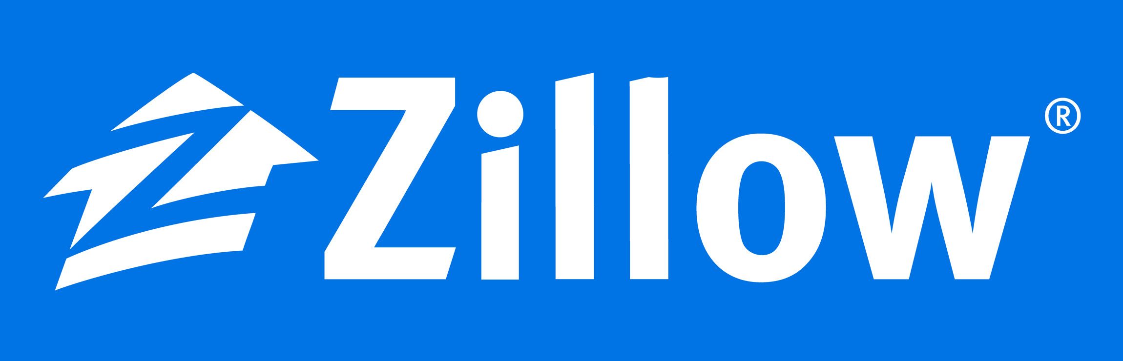 Meaning Zillow logo and symbol.
