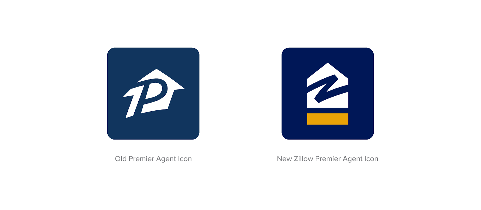 New Zillow Logo, New Icon, Same Great App.
