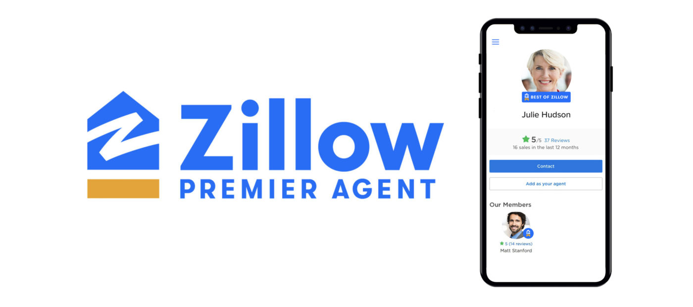 Zillow Unveils New Logo And Premier Agent Scoring System.