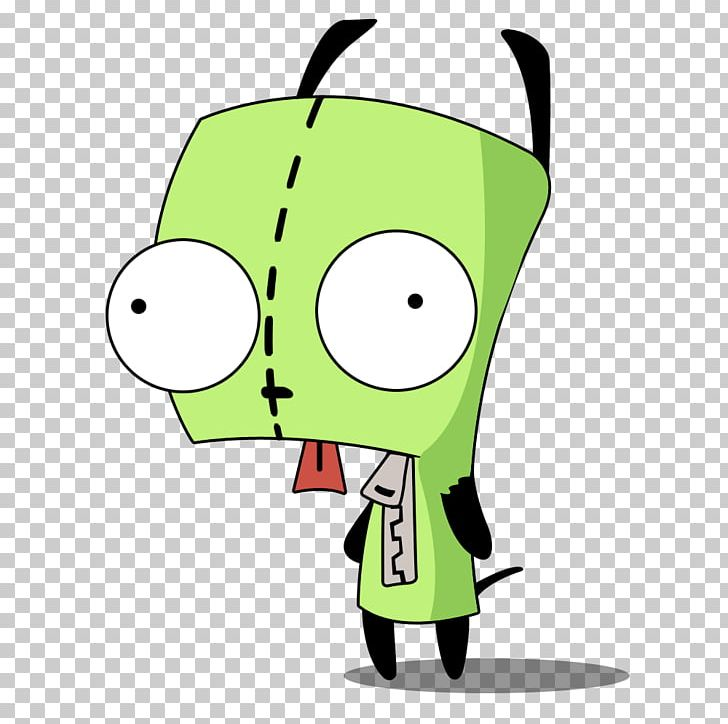 Invader Zim Gaz Graphics PNG, Clipart, Animated Cartoon, Area, Art.