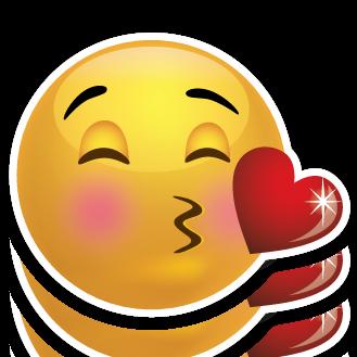 Happy Emoji Clipart.