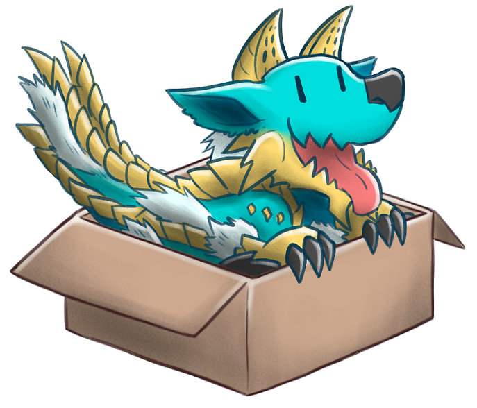 Box Zinogre