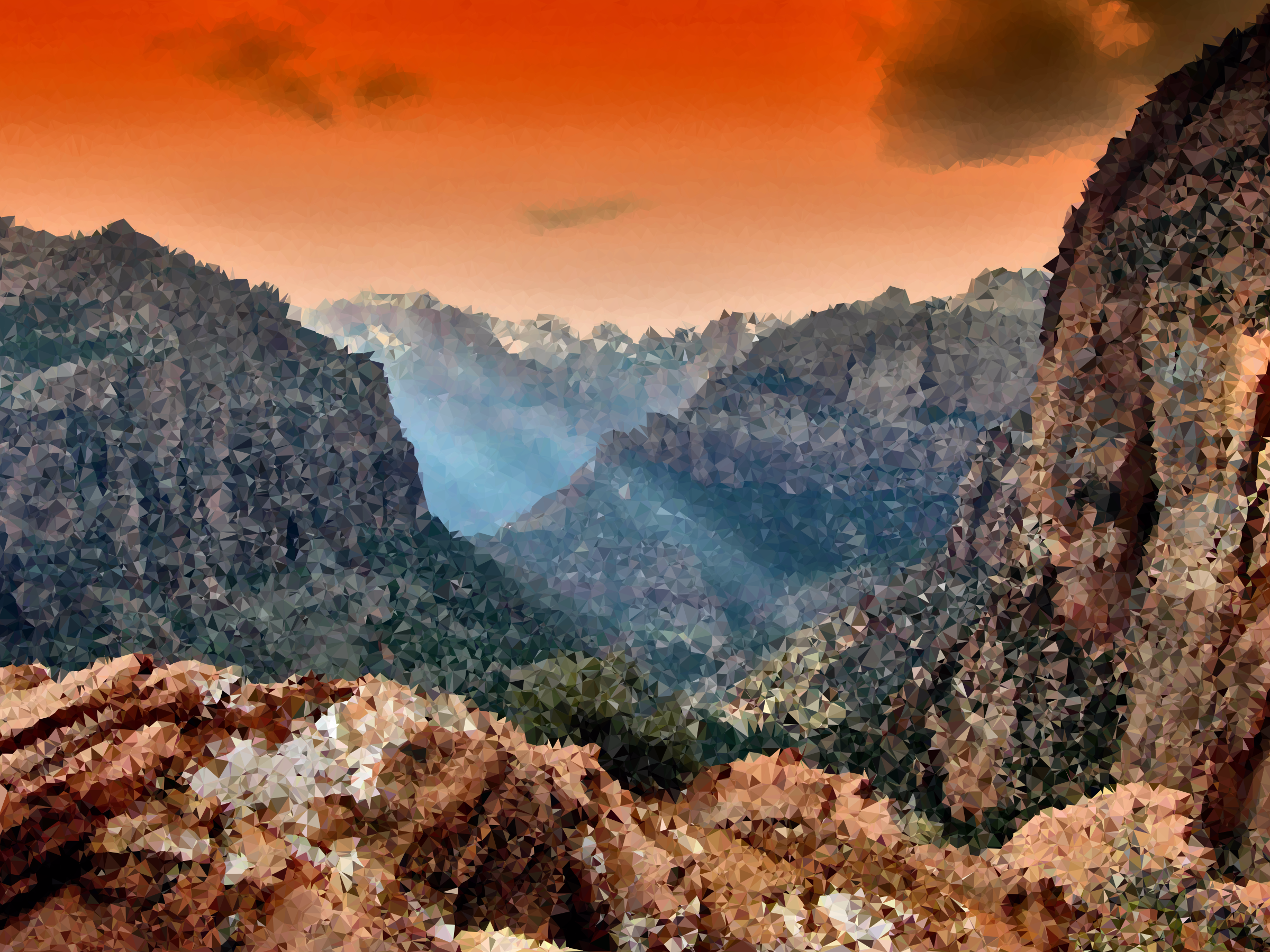 Clipart Illustration of a Formation In Zion National Park ...  |Clipart National Park Utah