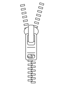 Zipper Clip Art Download.
