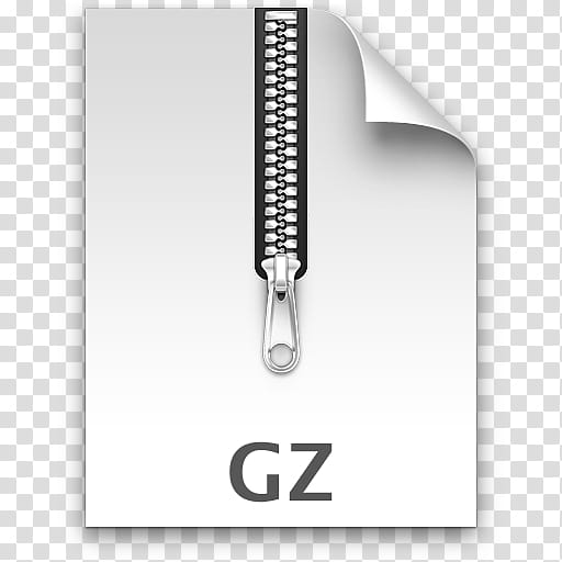 ILeopard Icon E, GZ, GZ zip file icon transparent background.