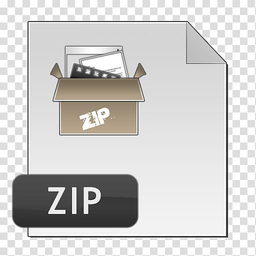 TRIX Icon Set, ZIP, white ZIP file icon transparent.