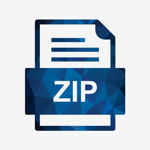 Zip File Document Icon, Zip, Document, File PNG and Vector with.