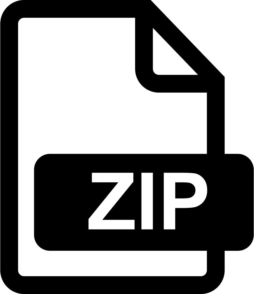Icon Zip #2900.
