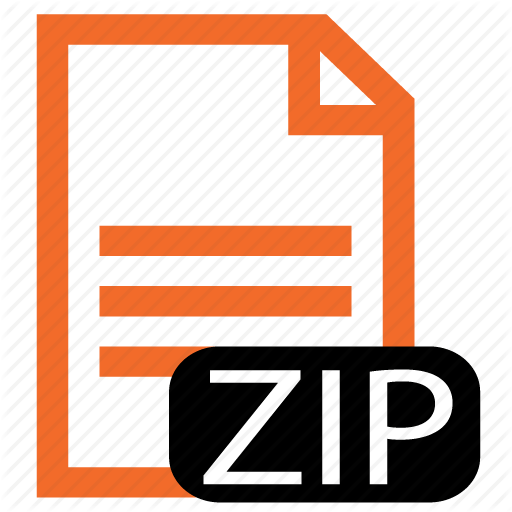 Vector File Zip Free #6822.