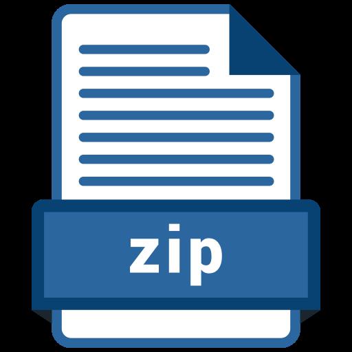 Zip Icon #307327.