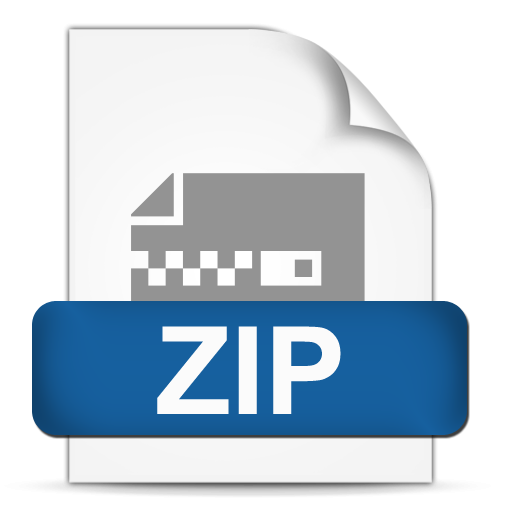 File Format Zip Icon, PNG ClipArt Image.