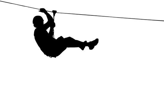 Zipline Icon #342221.