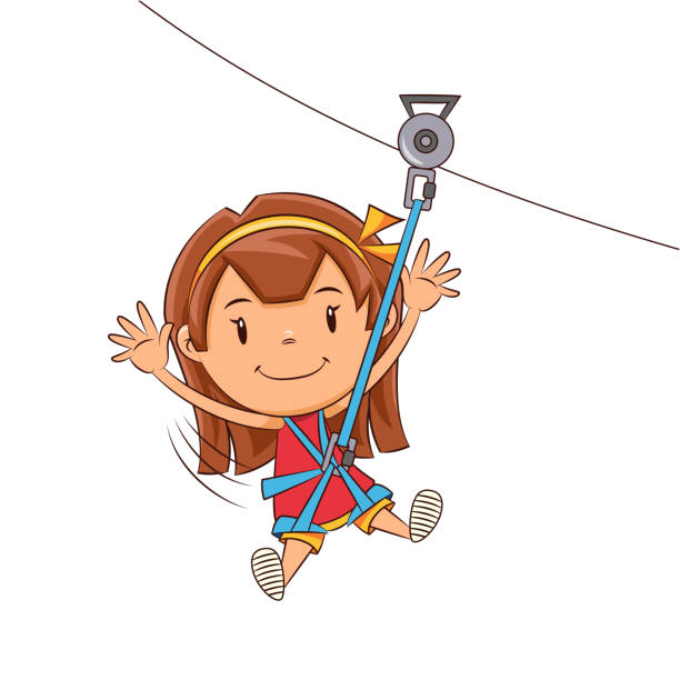 Zipline Clipart (96+ images in Collection) Page 1.
