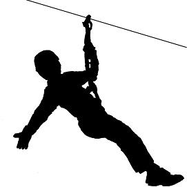 Zipline Icon #342246.