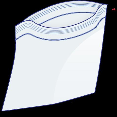 Ziplock Bag Clipart.