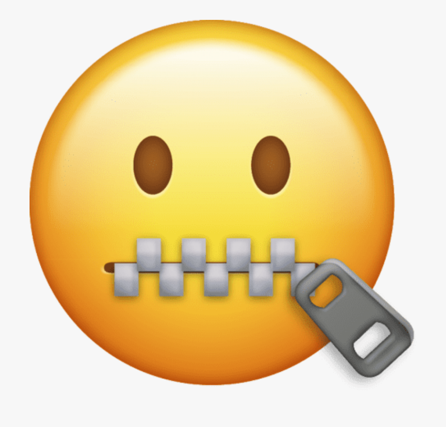 Mouth Emoji Png.