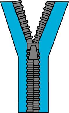 Clipart Zipper.