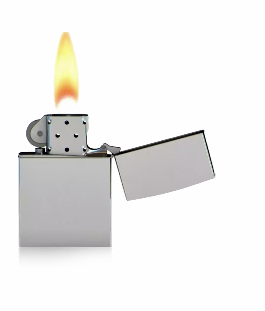 Zippo Classic Satin Chrome Windproof Lighter.