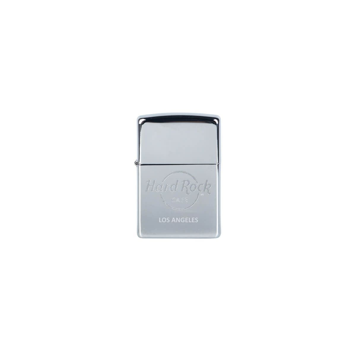 Zippo Lighter Black Chrome.
