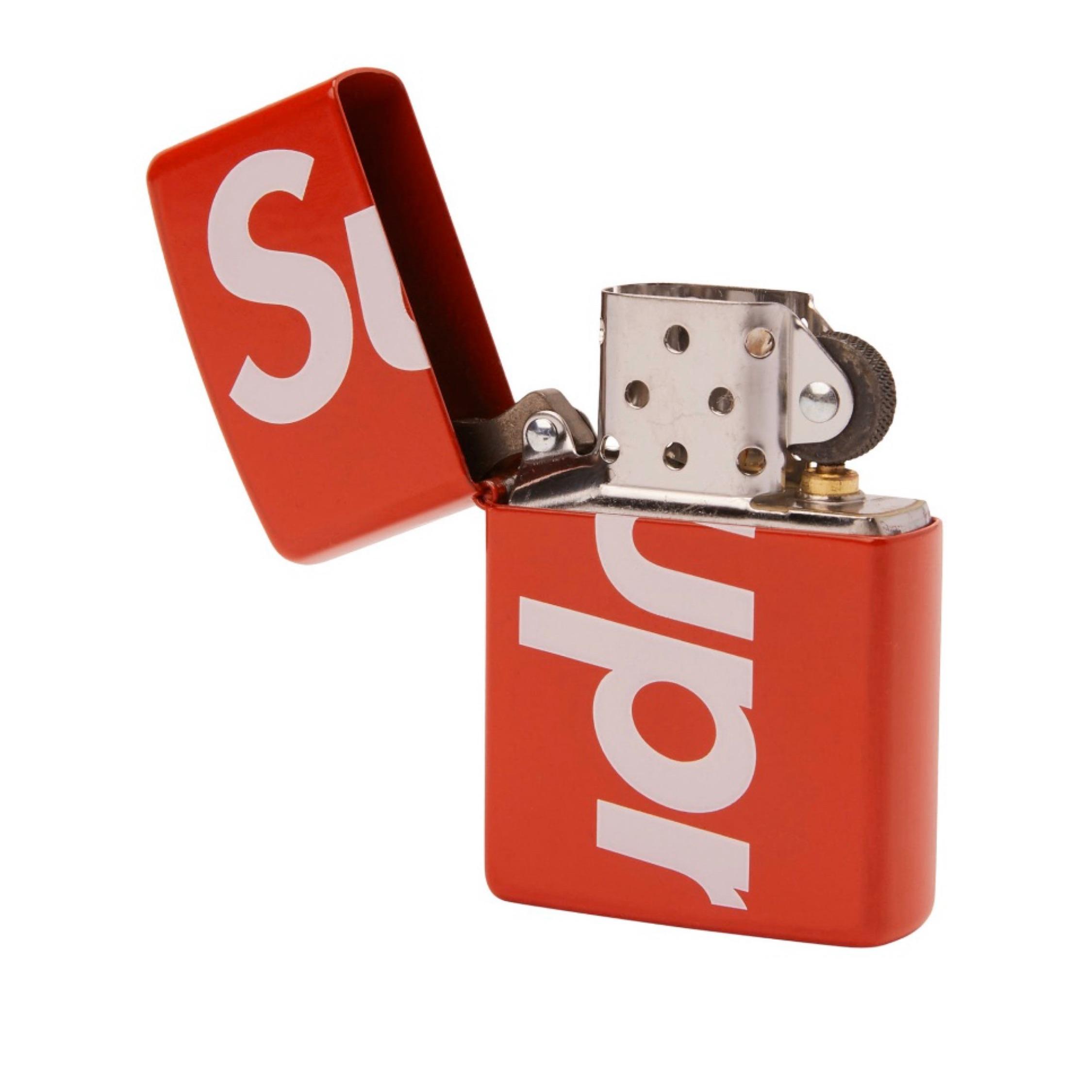 Supreme Zippo Lighter.