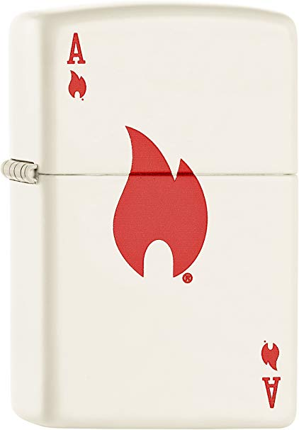 Zippo Ace Windproof Lighter.