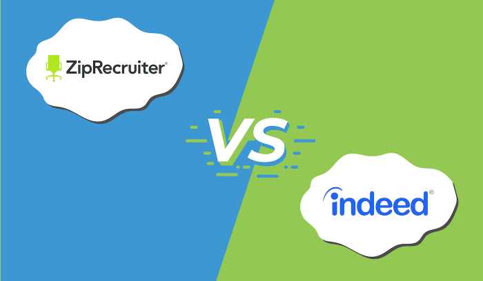 ZipRecruiter vs. Indeed: What\'s The Difference And How Are.