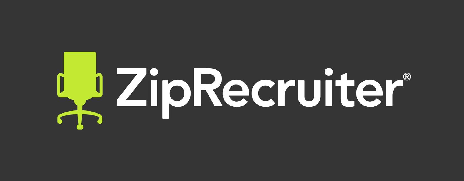 Ziprecruiter Logos.