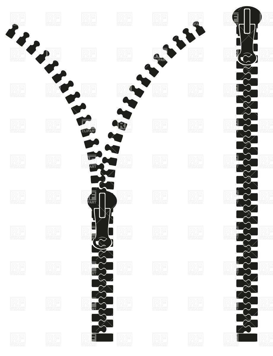 Zipper 20clipart.