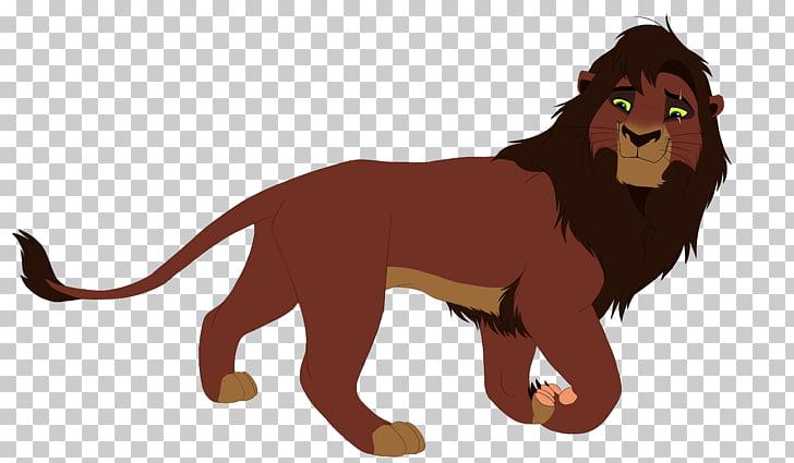 Lion Kiara Simba Zira Mufasa, lion PNG clipart.