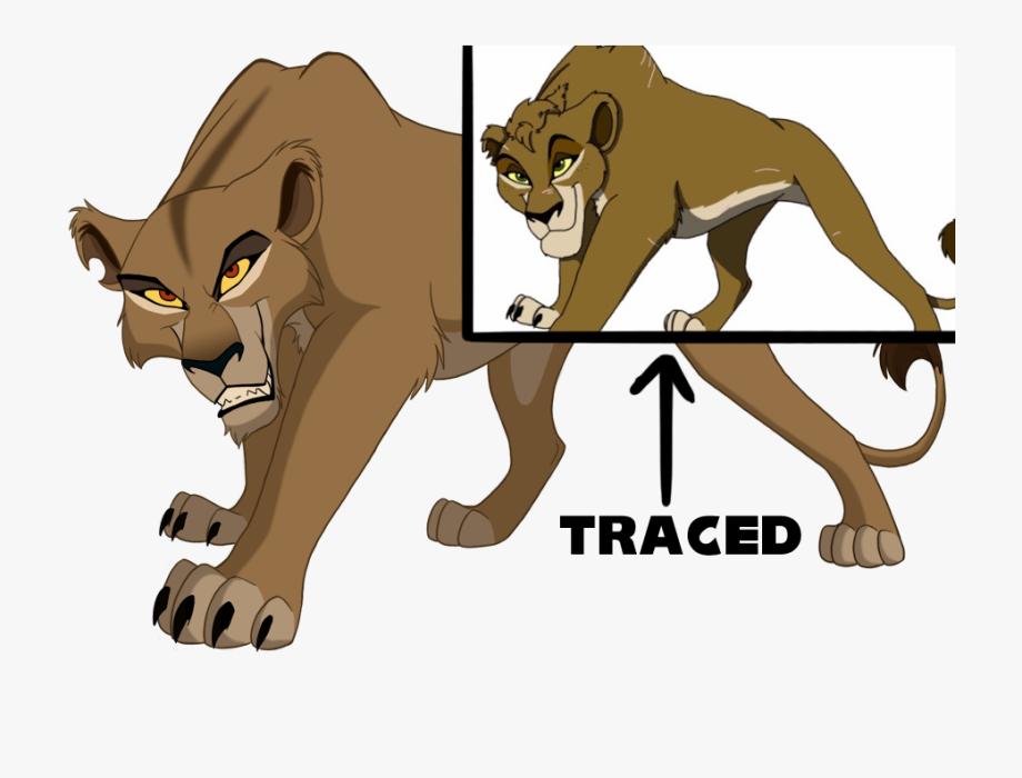 Lion King Ii Simba\'s Pride Zira , Transparent Cartoon, Free.
