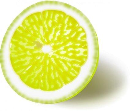 Kostenlose Clipart und Vektorgrafiken für Zitrone.