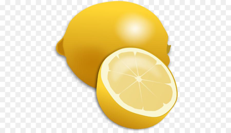 Citron Lemon Clip art.