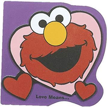 Amazon.com: Sesame Street Foam Board Book 3 pcs sku.